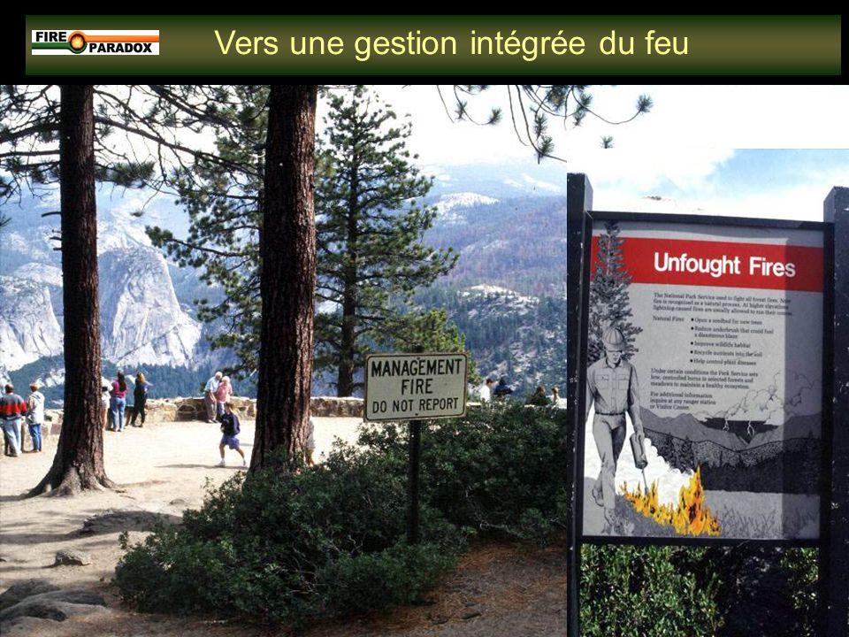 Vers une gestion intégrée du feu