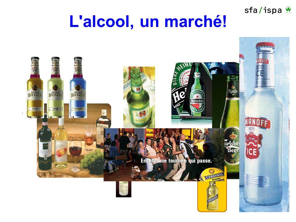 L alcool, un marché!
