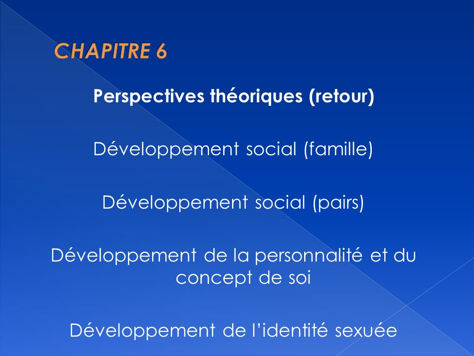 Perspective psychanalytique