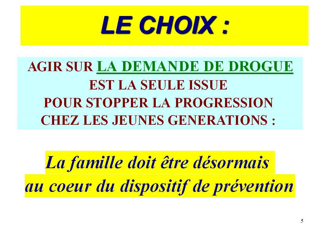 16 Se droguer n est pas un comportement universel .