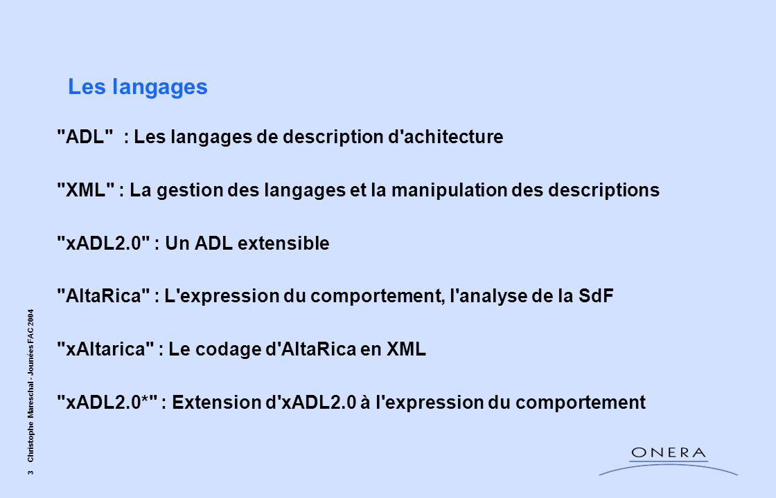 3 Christophe Mareschal - Jounées FAC 2004