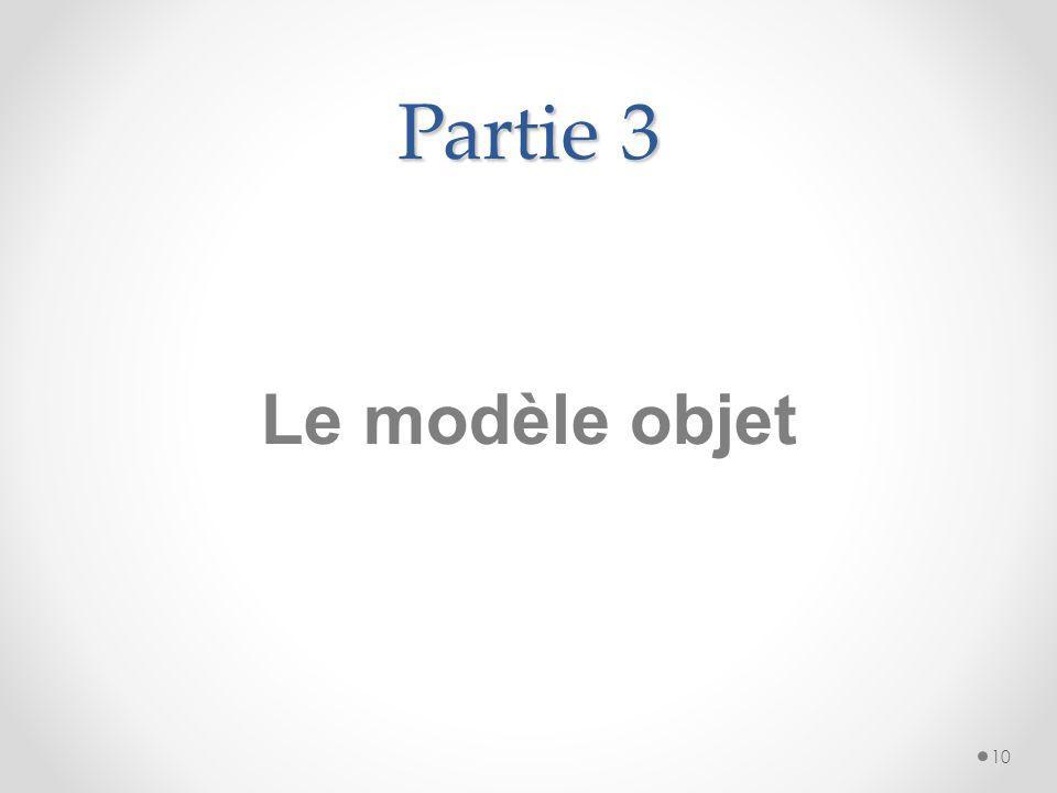 Les tableaux multidimensionnels 9 int[][][] a3 = new int[pRand(7)][][]; for(int i = 0; i < a3.length; i++) { a3[i] = new int[pRand(5)][]; for(int j =