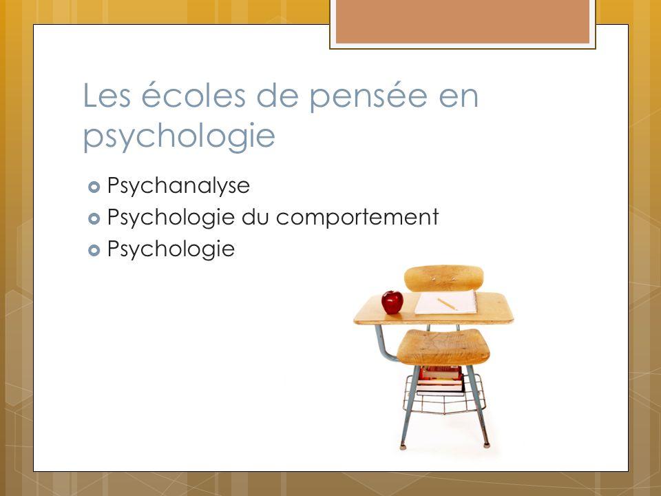 Psychologue clinicien Détient soit une maîtrise, soit un doctorat, sest spécialisé dans un domaine clinique et a fait lexpérience dans le diagnostic et le traitement de comportements anormaux