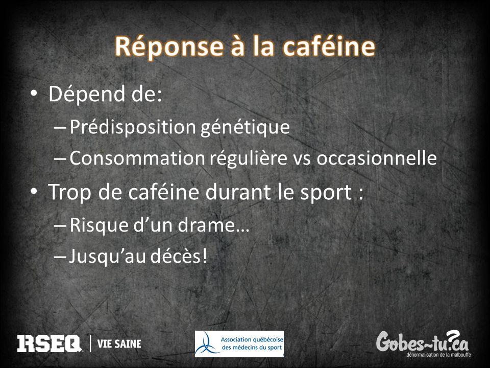 Gatorade, Powerade Moins de sucre Pas de caféine Électrolytes OK pour activités physiques une heure