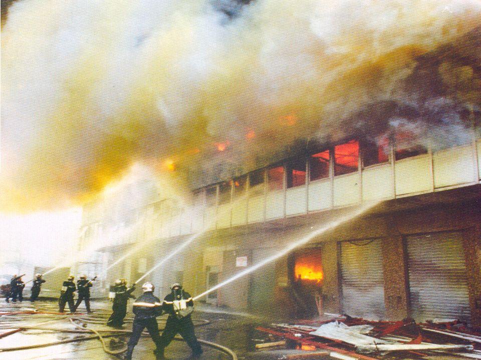 1°) Qui sont les sapeurs- pompiers.