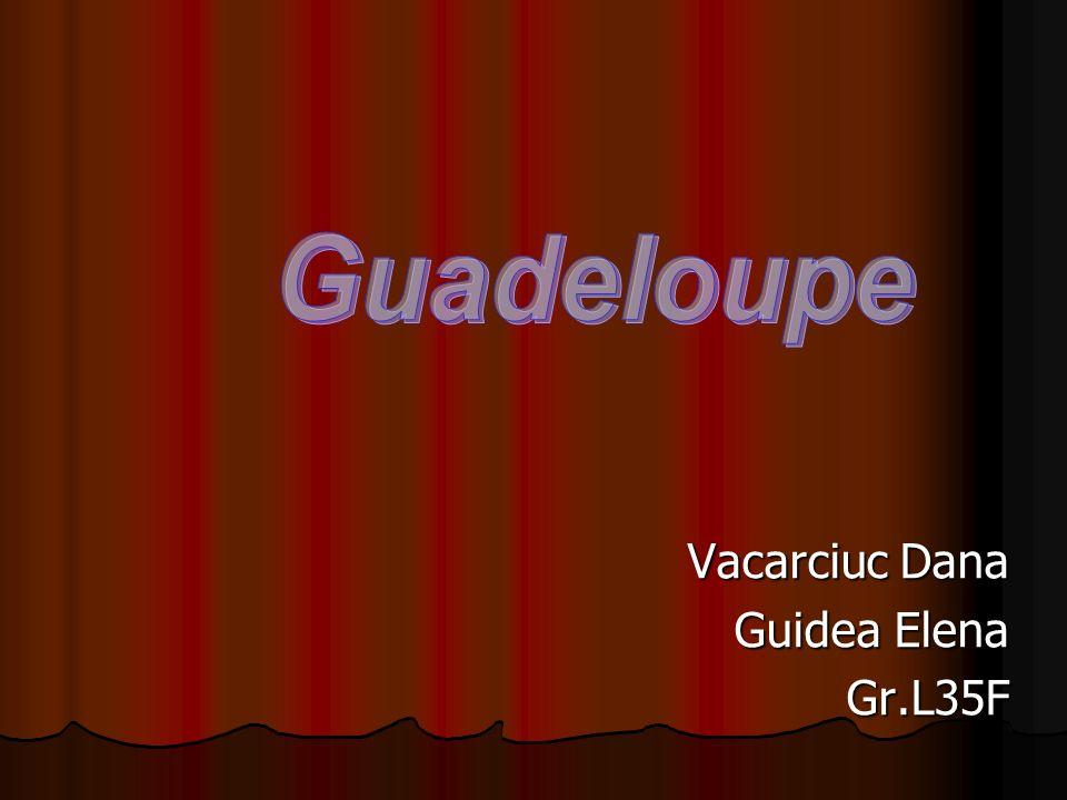Introduction La La Guadeloupe est à la fois une région doutre-mer et un département doutre-mer français.