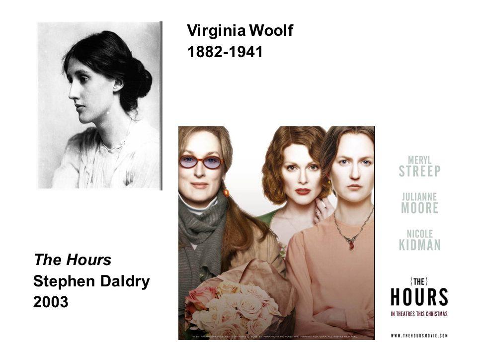 Virginia Woolf 1882-1941 The Hours Stephen Daldry 2003
