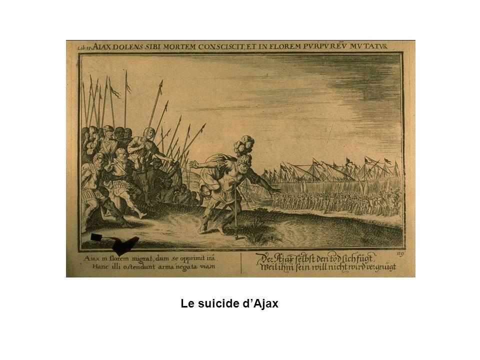 Germann-August von Bohn (1812-1899) La mort de Cléopâtre Nantes, musée des Beaux-Arts