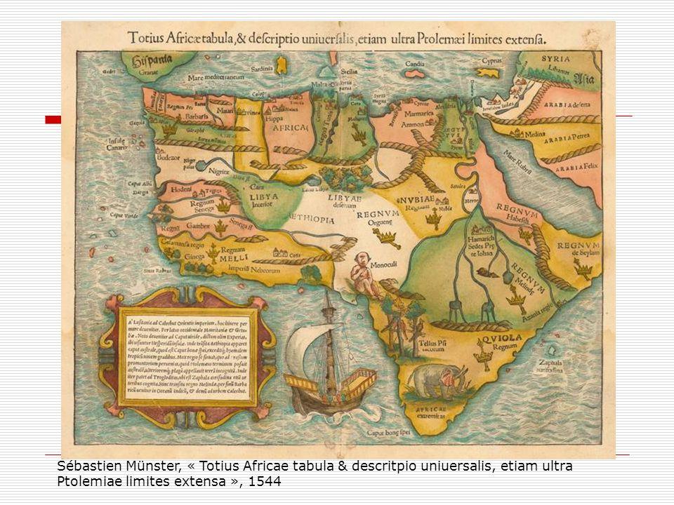 Willem Janszoon Blaeu (1571-1638), Africae nova descriptio, 1644