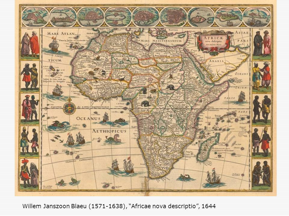 John Cary (1754-1835), A New Map of Africa from the Latest Authorities, 1805