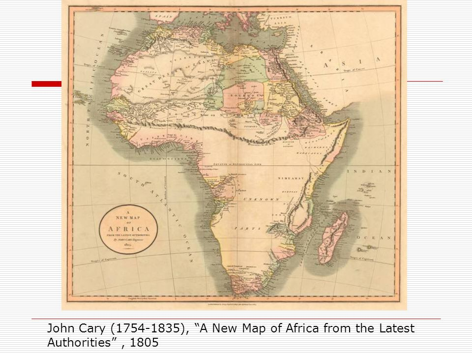 Eugène Andriveau-Goujon (1832-1897), Carte générale de lAfrique, daprès les dernières découvertes, 1880