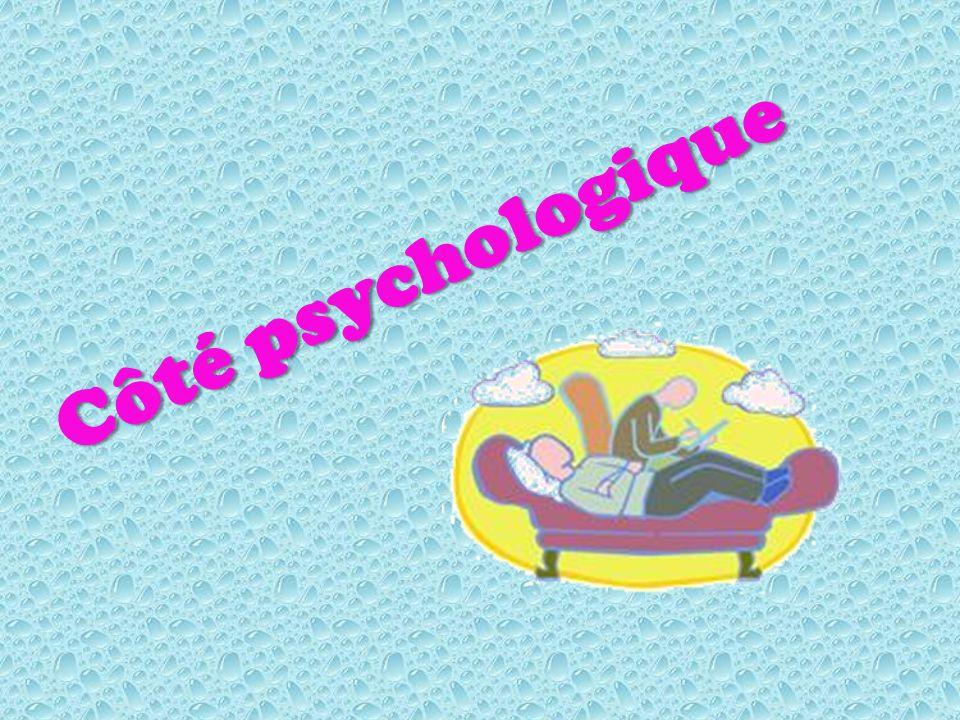 Côté psychologique