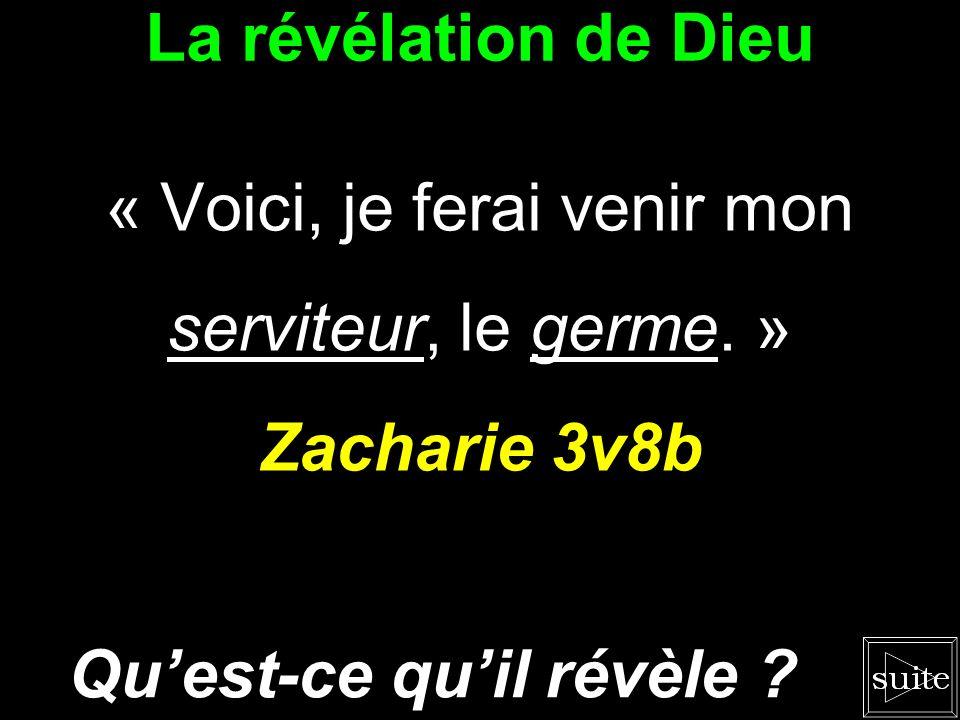 Lexemple dans Zacharie « Écoute donc, Josué, souverain sacrificateur, toi et tes compagnons qui sont assis devant toi ! Car ce sont des hommes qui ser