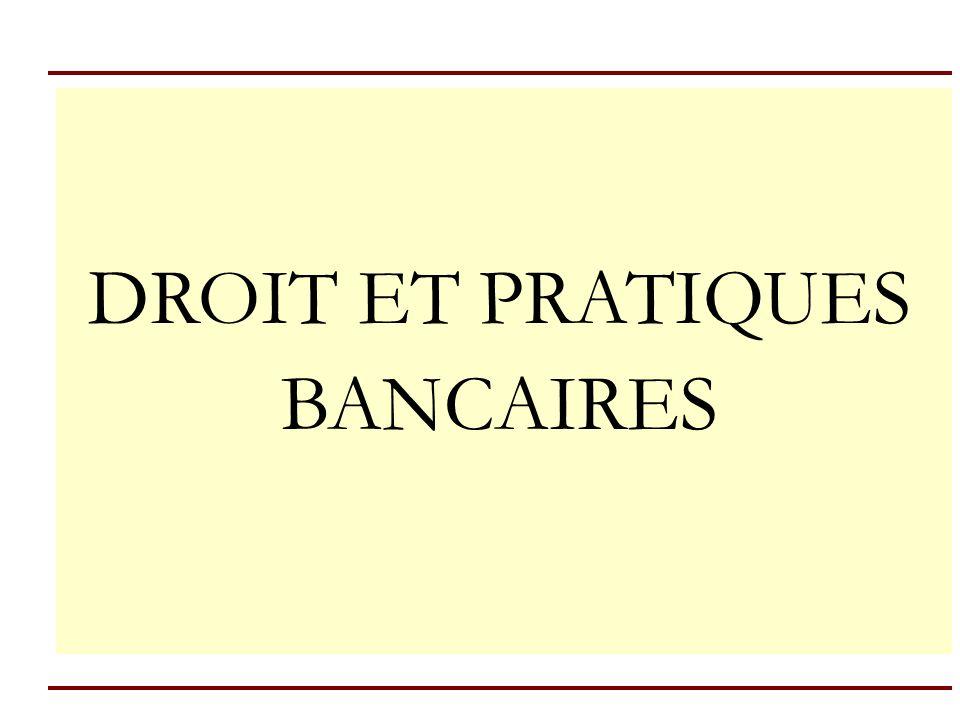 Les comptes bancaires : régime juridique et gestion