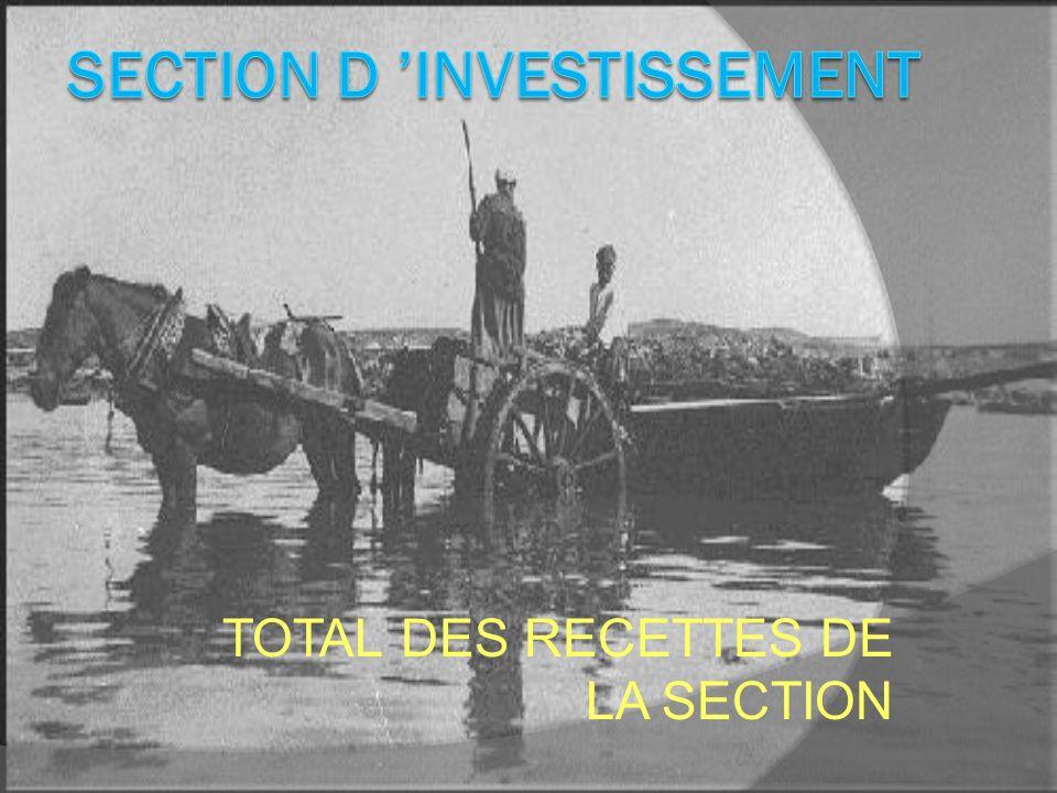 Total dépenses 985 827.77 Emprunts : 159 534.62 Immobilisations incorporelles : 30 615.15 Immobilisations en cours : 457 927.10 Compte AdministratifG Le Bec