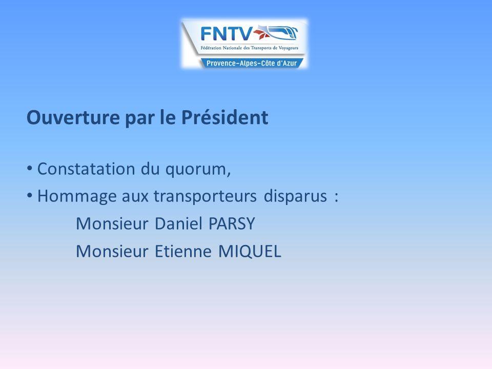 Approbation du procès verbal de lAssemblée Générale du 4 mai 2011 à Monaco