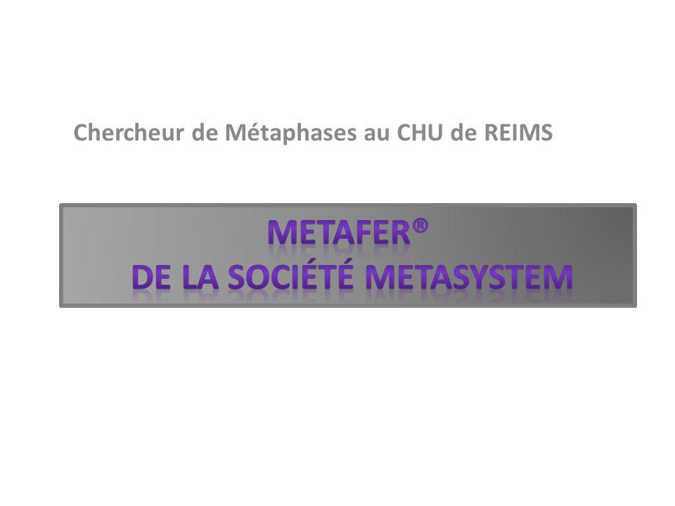 Chercheur de Métaphases au CHU de REIMS