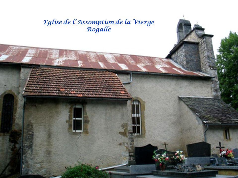 Eglise de lAssomption de la Vierge Rogalle