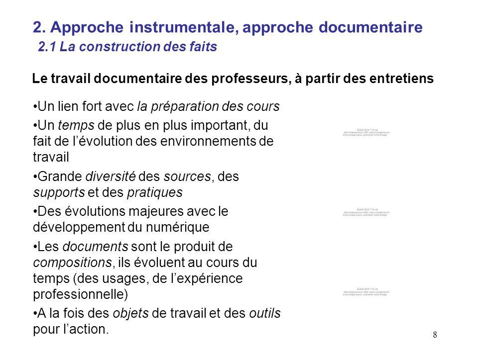 9 Un point de vue issu de lapproche instrumentale (Rabardel 1995) - distinction artefact/instrument ; - la notion de genèse instrumentale, dans une activité finalisée ; - des processus qui se continuent : conception dans lusage.