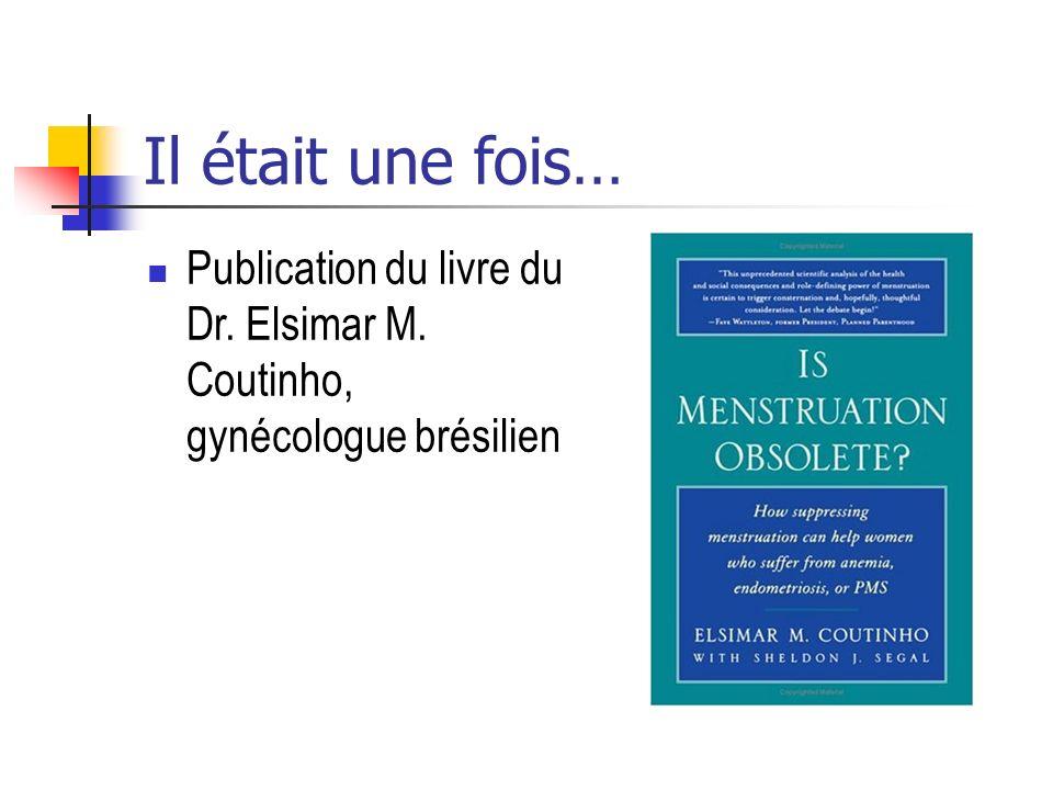 Il était une fois… Publication du livre du Dr. Elsimar M. Coutinho, gynécologue brésilien