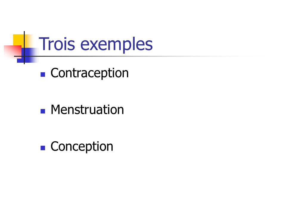 En conclusion Davantage de recherches sont nécessaires avant que les femmes puissent faire un choix éclairé en la matière La suppression des menstruations peut être utile pour des femmes souffrant de troubles sévères liés aux menstruations, mais nous ne croyons pas que la pilule contraceptive en continu devrait être prescrite aux femmes en santé.