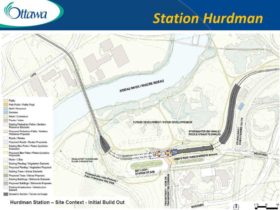 Station Hurdman 12