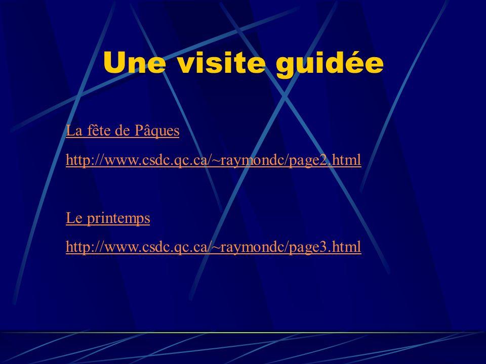 Conception dune page de raccourcis Les étapes 1.La recherche de sites 2.
