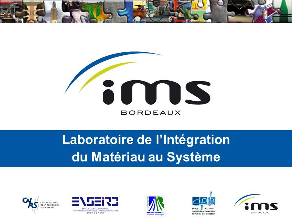 Laboratoire de lIntégration du Matériau au Système