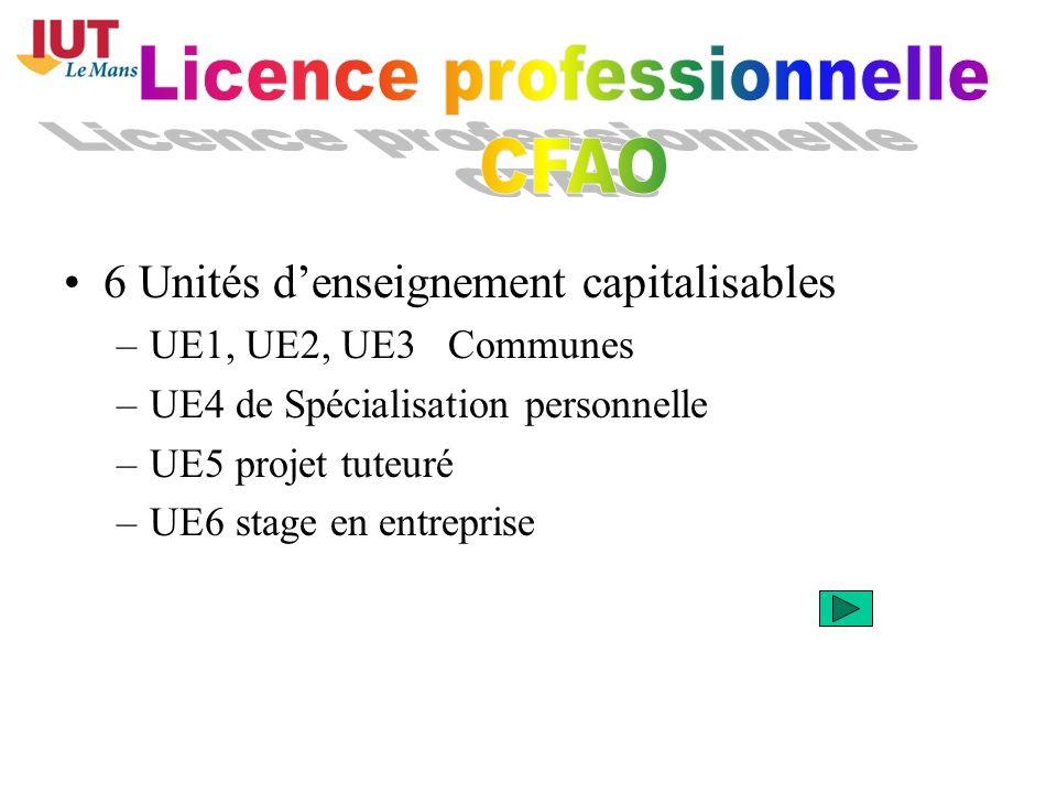 Objectif : > être capable de gérer les fichiers de la CAO > être capable de dialoguer avec les services de maintenance hot-line Enseignement: > UNIX/LINUX > les droits daccès aux ressources de lordinateur > gestion des licences dutilisation des logiciels (LUM, FlexLM, et jeton local) > réseau local