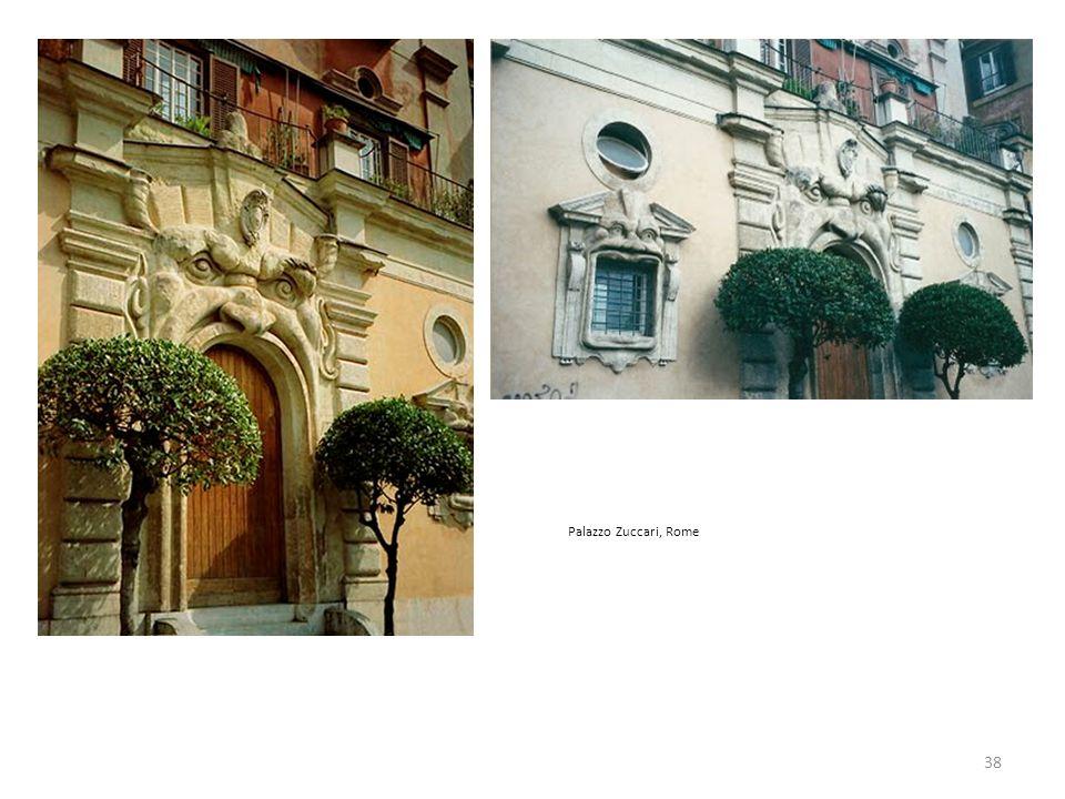 38 Palazzo Zuccari, Rome