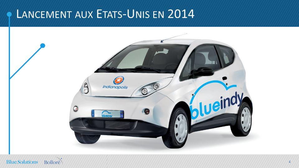 4 L ANCEMENT AUX E TATS -U NIS EN 2014