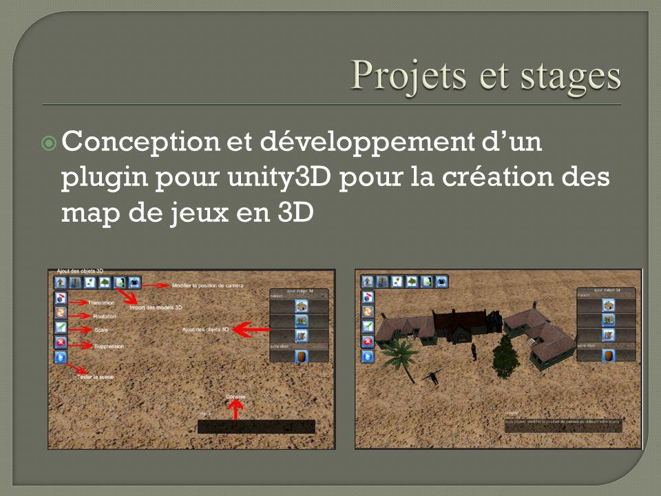 Conception et développement dun plugin pour unity3D pour la création des map de jeux en 3D