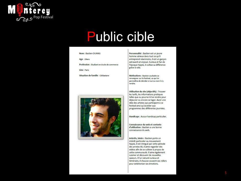 Public cible 5