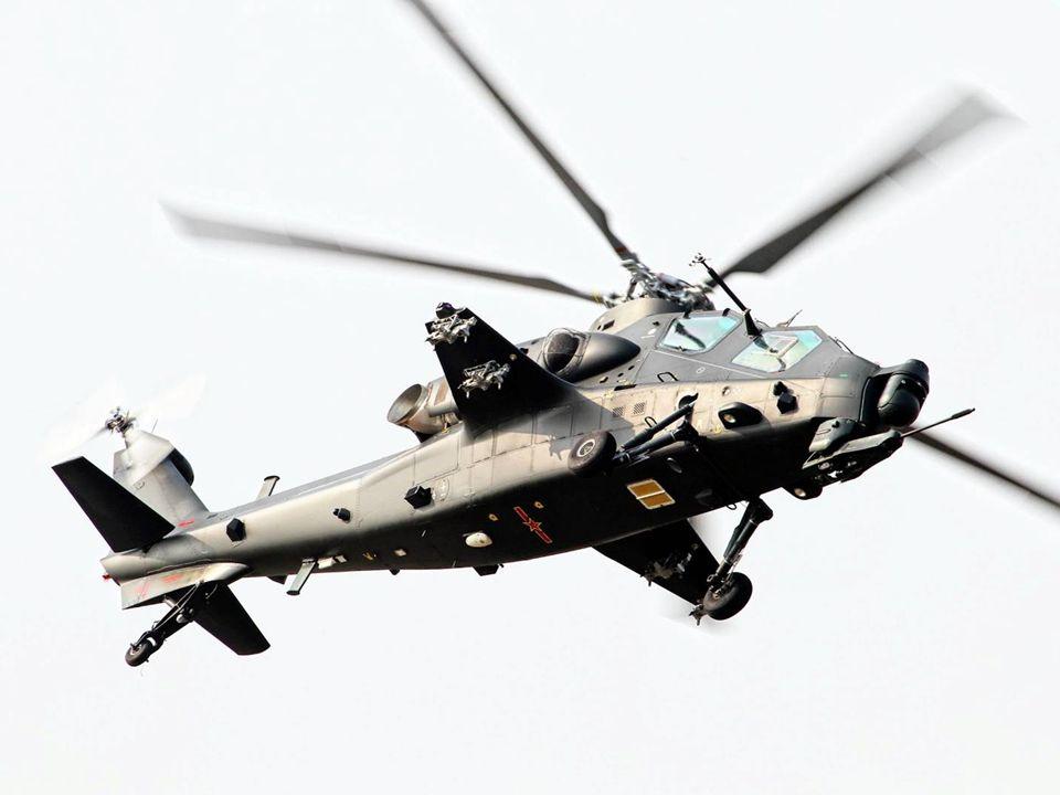 Une information a été confirmée, concernant laide de la société sud-africaine Denel concernant des questions de stabilité de lappareil, de plus, on apprend aujourdhui que la Chine a essayé d acheter un hélicoptère complet de type Rooivalk auprès de Denel.