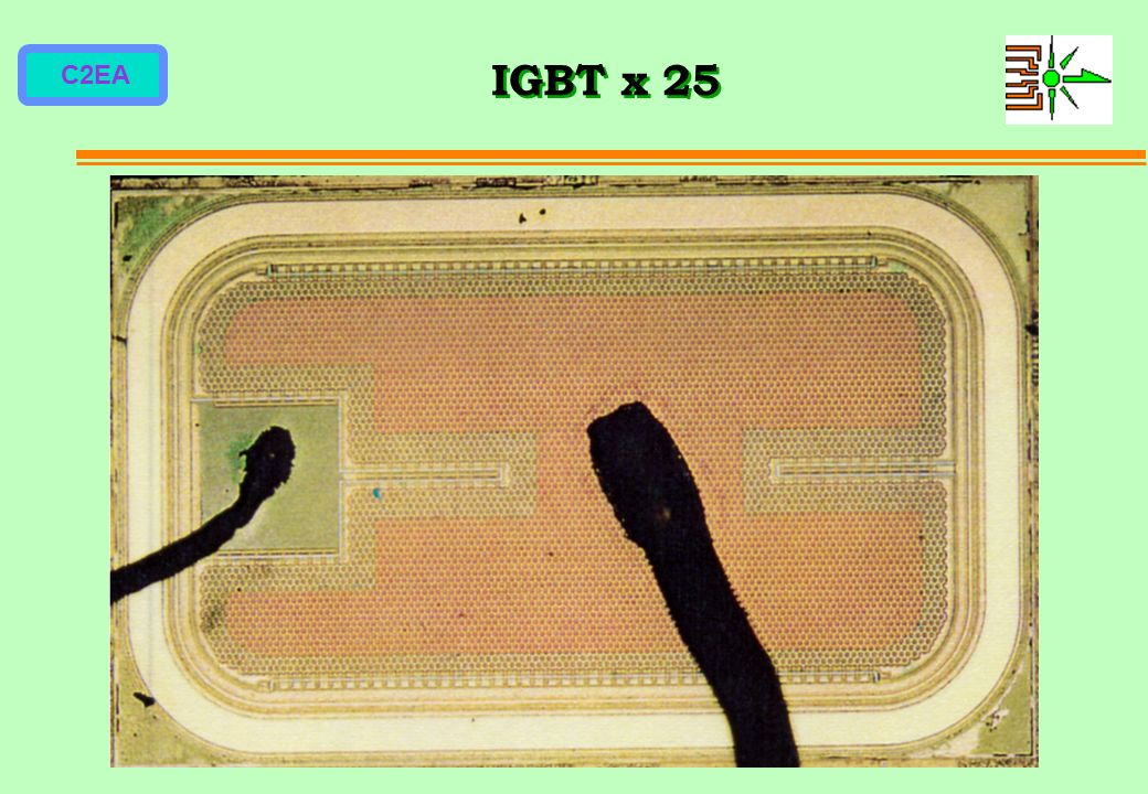 C2EA IGBT x 25