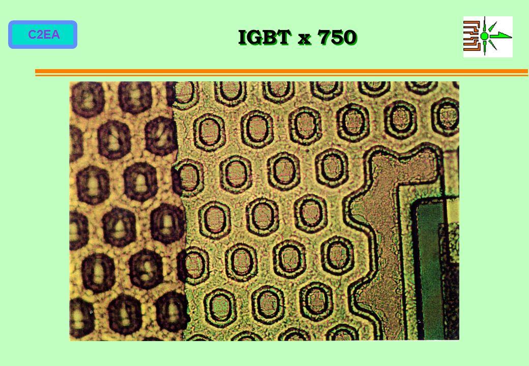 C2EA IGBT x 750