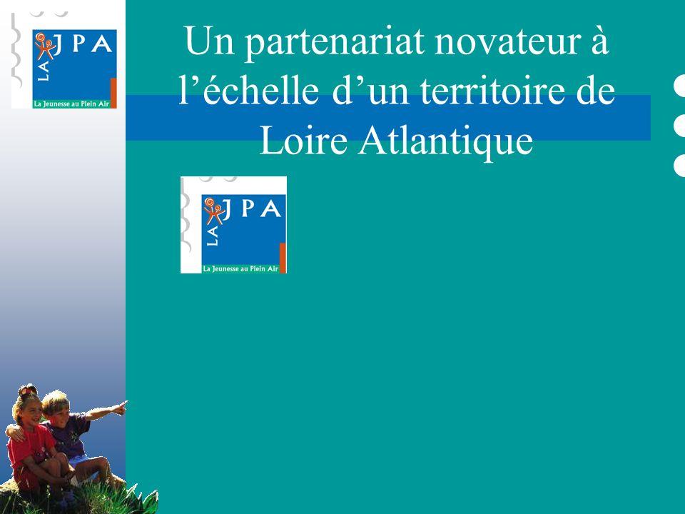 Un partenariat novateur à léchelle dun territoire de Loire Atlantique