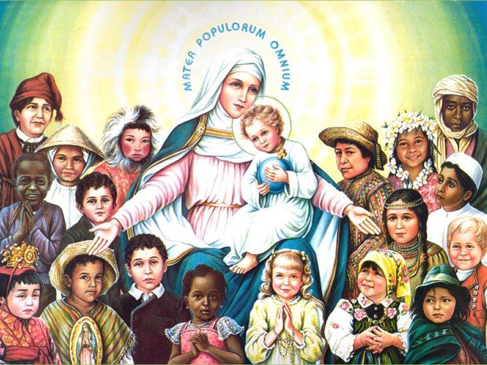 En cette belle fête de lImmaculée Conception, je suis heureuse de vous offrir ce beau texte écrit par la Petite Sainte Thérèse. Avec elle, méditons su