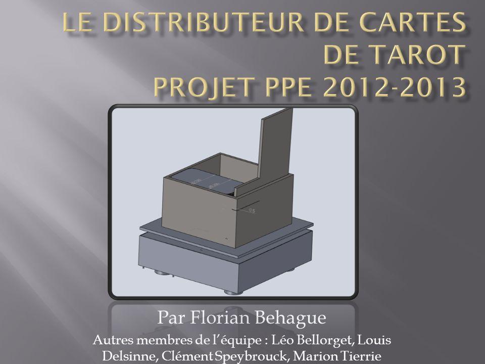 Par Florian Behague Autres membres de léquipe : Léo Bellorget, Louis Delsinne, Clément Speybrouck, Marion Tierrie