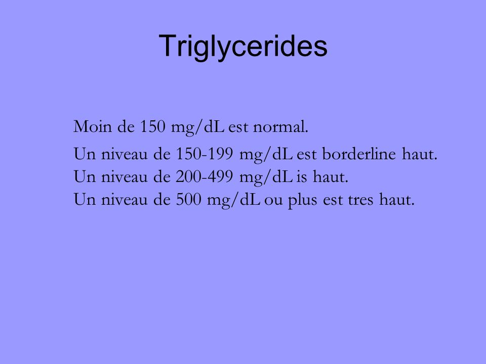 Les Symptomes Il ny a pas vraiment des symptomes quand tu est jeune pour distinguer le hypercholestorol.