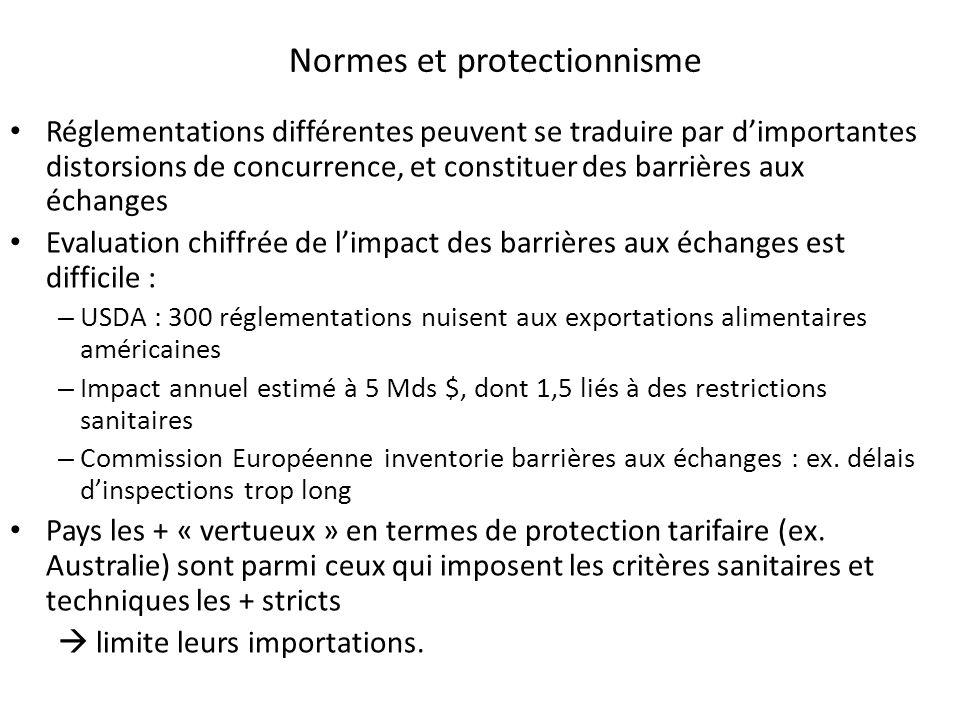 Recommandations de Frankel Mesures dajustement aux frontières pour contrer les fuites de carbone ne violeraient pas forcément les principes de lOMC...