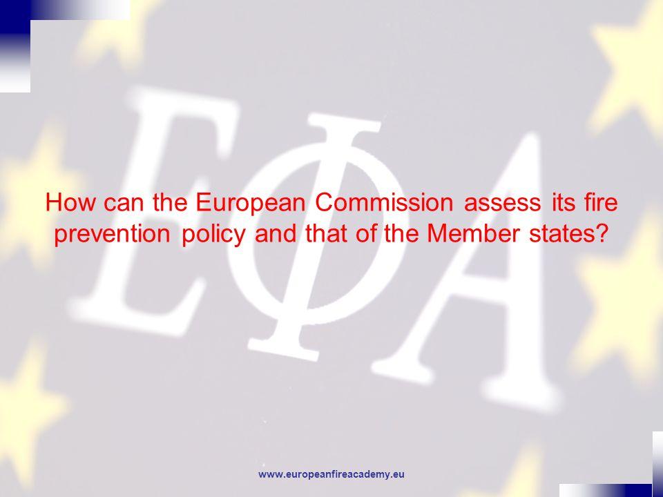 www.europeanfireacademy.eu Description of possible actions