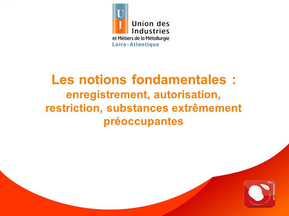 Reach, le B.A BA – 11 juin 2013 Statut de producteur ou dimportateur darticles – articles relargants Est-ce que larticle rejette intentionnellement une substance.