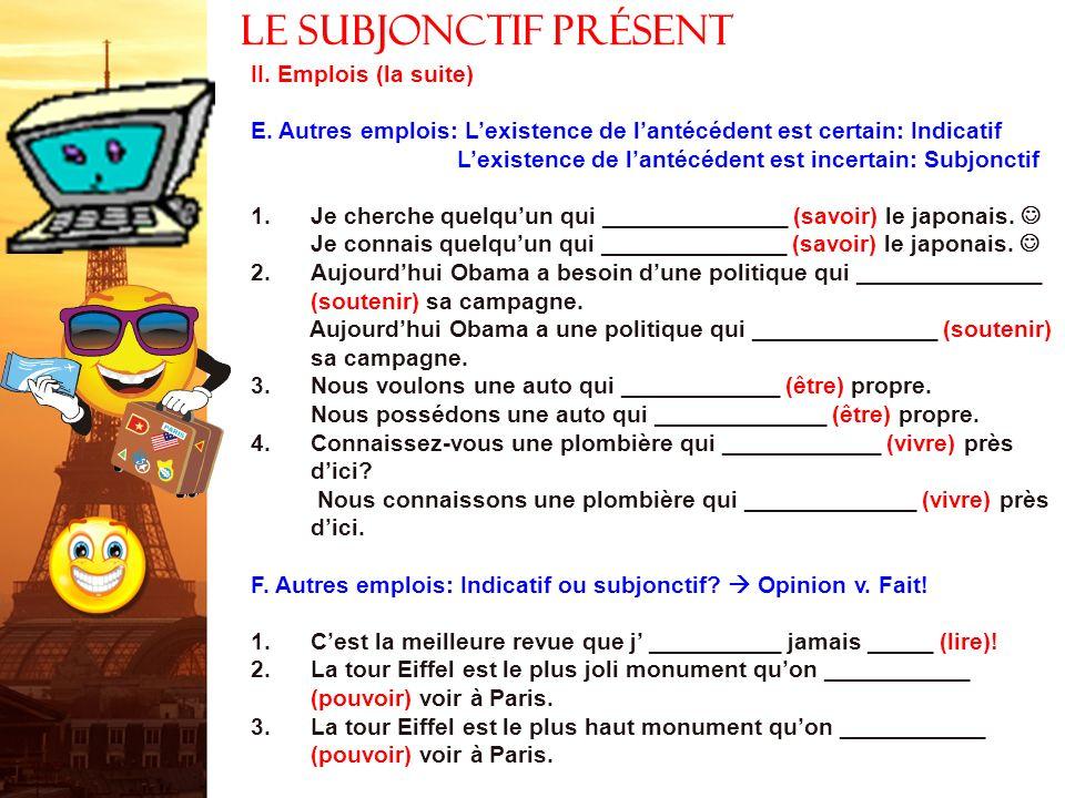 français 5H/AP ® le 27 mars 2014 ActivitésClasseur CHANSON: La dernière danse indila I. VOYAGE au MONDE FRANCOPHONE : La Cuisine Alsacienne (Fin) / Fê