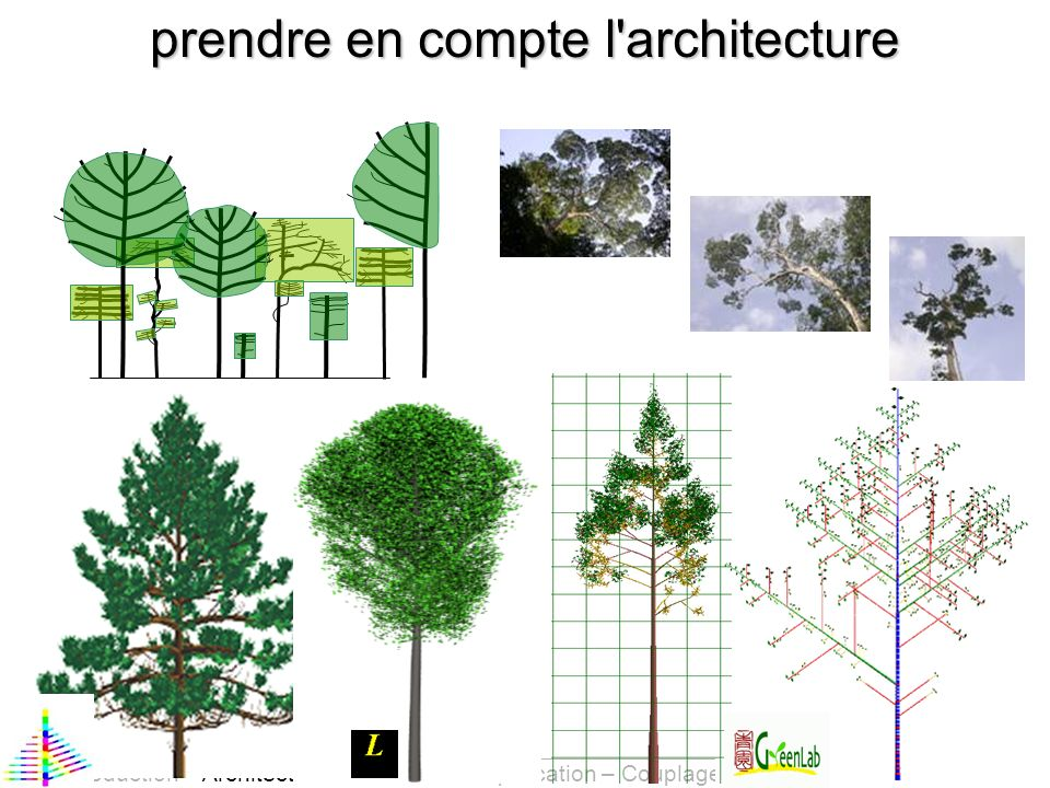 Introduction – Architecture – Densité – Simplification – Couplage – Paysages – Conclusion prendre en compte l architecture