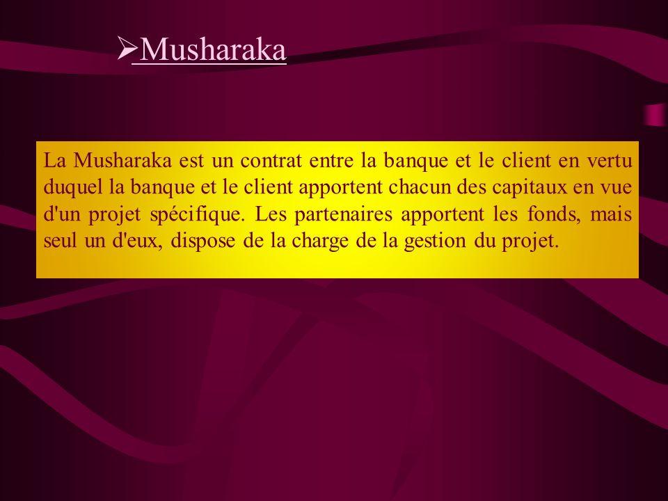 Principe de Mudaraba, Herbert Smith (2009), le guide de la finance islamique