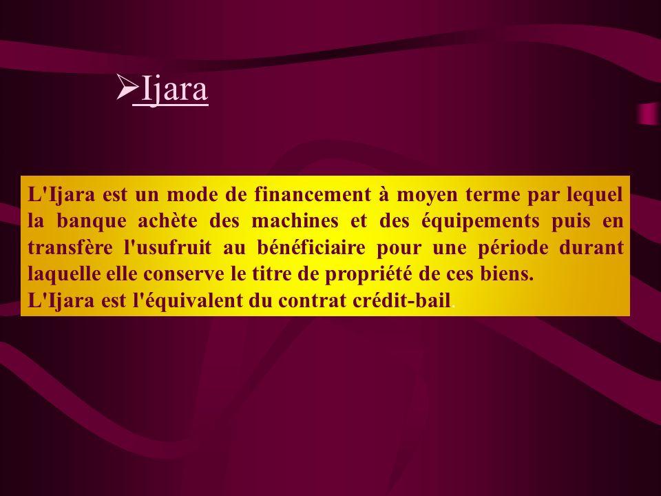 Principe de Murabaha Herbert Smith (2009), le guide de la finance islamique