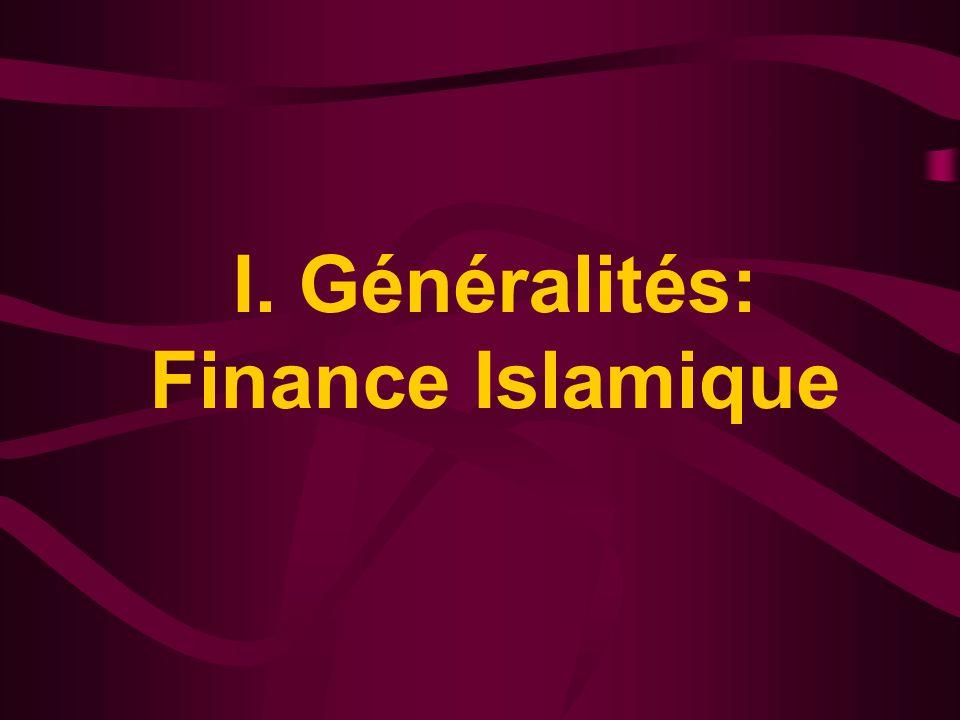II. Banques Islamiques au Maroc