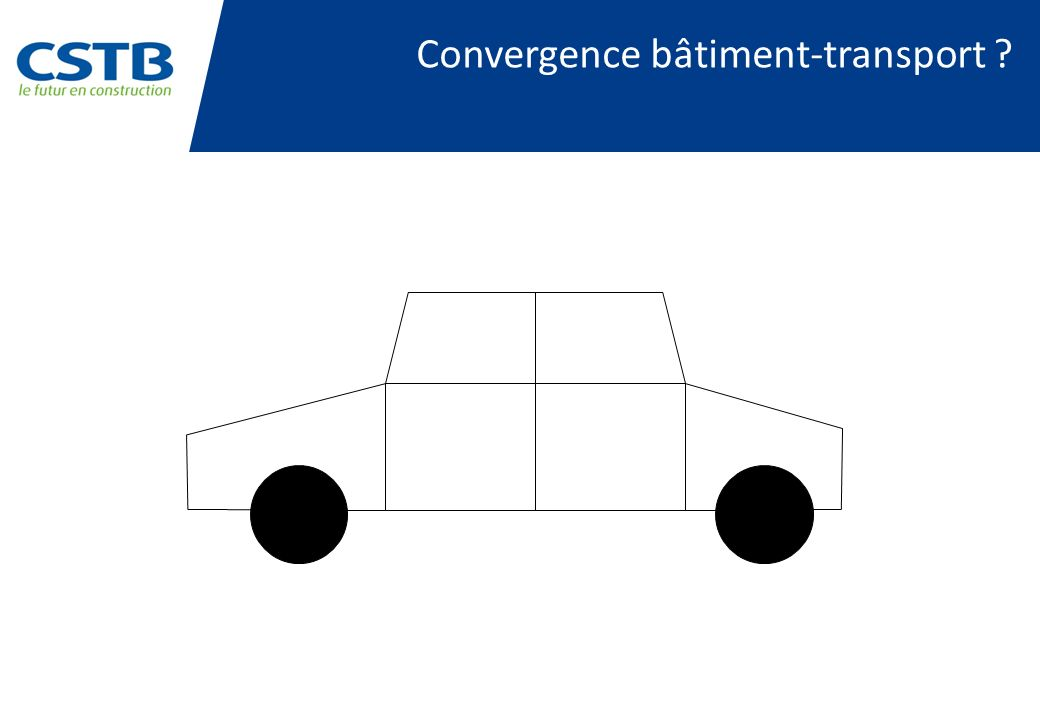 Convergence bâtiment-transport ?