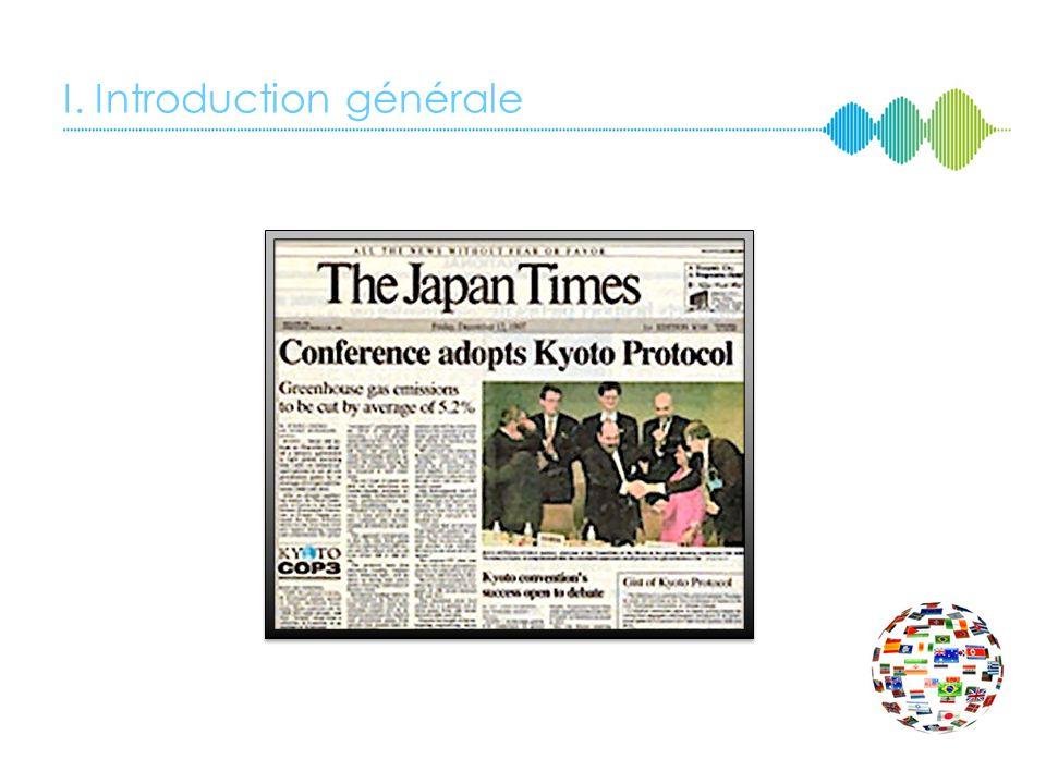 II. Protocole de Kyoto